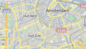Map of Best Western Apollo Museumhotel Amsterdam