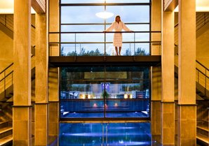 Luxe Hotel & Spa Zuiver Amsterdam incl. 2 dagen toegang wellness